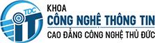 TDC-Khoa CNTT logo